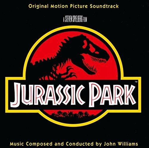 CD : Soundtrack - Jurassic Park (Japan - Import)