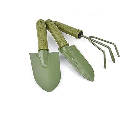Amazon.com : Gardening Plant Shovel Pot 3 pieces Small Gardening ...