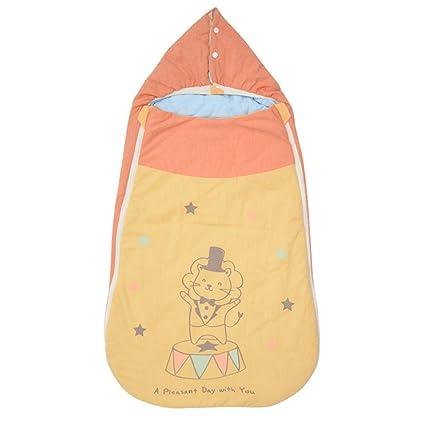 Saco de dormir para bebé, con envoltorio para otoño, sobres cálidos, saco de
