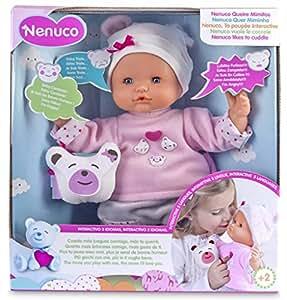 Nenuco Quiere Mimitos (Famosa 700013105)