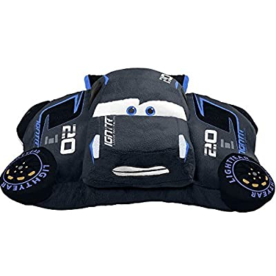 Pillow Pets Disney Pixar Cars 3, Jackson Storm, 16