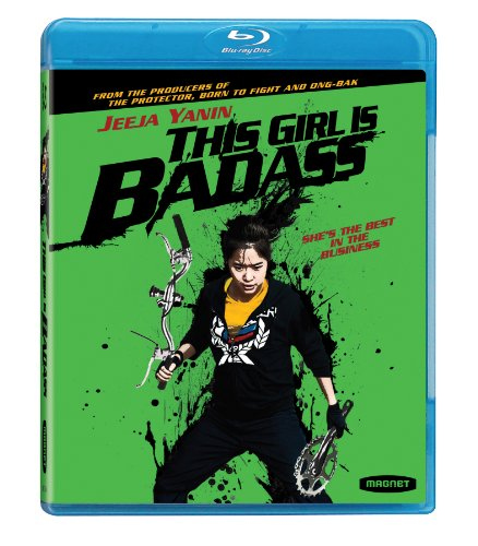 This Girl Is Badass [Blu-ray]