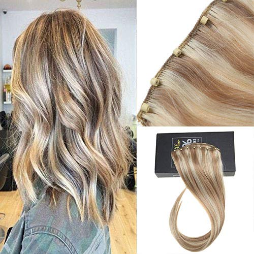 Sunny Micro Bead Weft Hair Extensions(EZE Weft)20