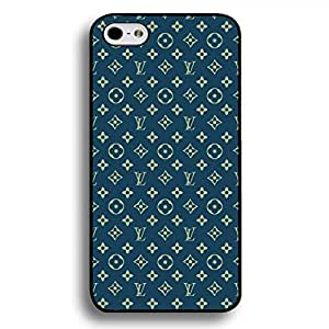 LV Iphone 6/6S Case,LV Louis and Vuitton Phone Case Black Hard Plastic Case Cover For Iphone 6/6S