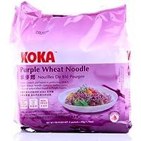 Koka Purple Wheat Noodle, 50g (Pack of 5)