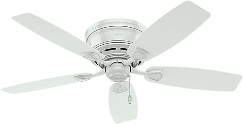 HUNTER 53119 Sea Wind Indoor / Outdoor Ceiling Fan
