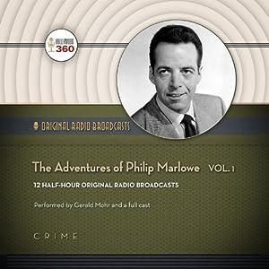 The Adventures of Philip Marlowe, Volume 1 Radio/TV Program