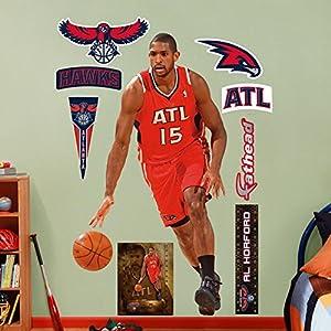 Atlanta Hawks Al Horford Wall Decal Sticker 43 x 78in
