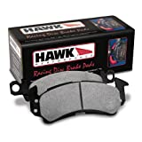 Hawk HP Plus Brake Pads 2001-2005 Mazda Miata 1.8L (w/ Sport Suspension) - Rear