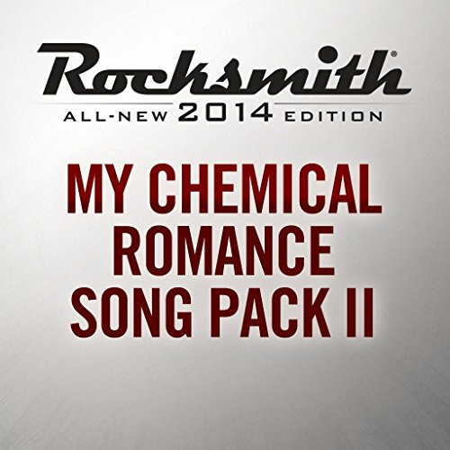 Rocksmith 2014 - My Chemical Romance Song Pack II - PS4 [Digital Code]