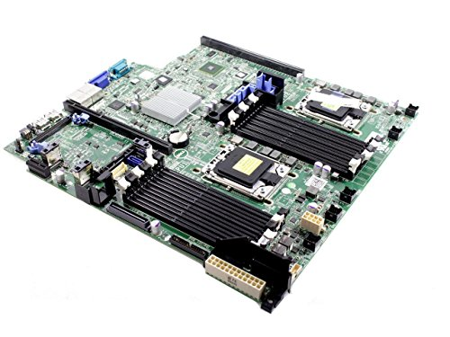 Dell PowerEdge R420 Intel C600 series Chipset FCLGA1366 Socket DDR3 SDRAM 12 Memory Slots Motherboard 72XWF 072XWF CN-072XWF