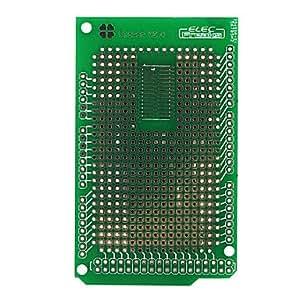 compra Flor-SOIC Breadboard Escudo Protoboard-MEGA para Arduino (Funciona con placas oficiales Arduino)
