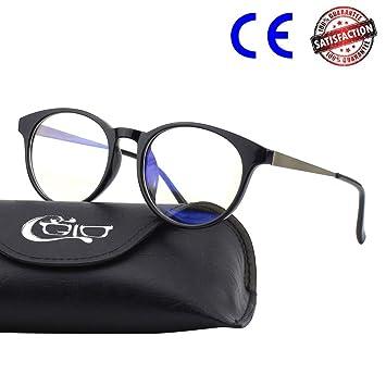 dac921e856 CGID CT28 Premium TR90 Frame Blue Light Blocking Glasses