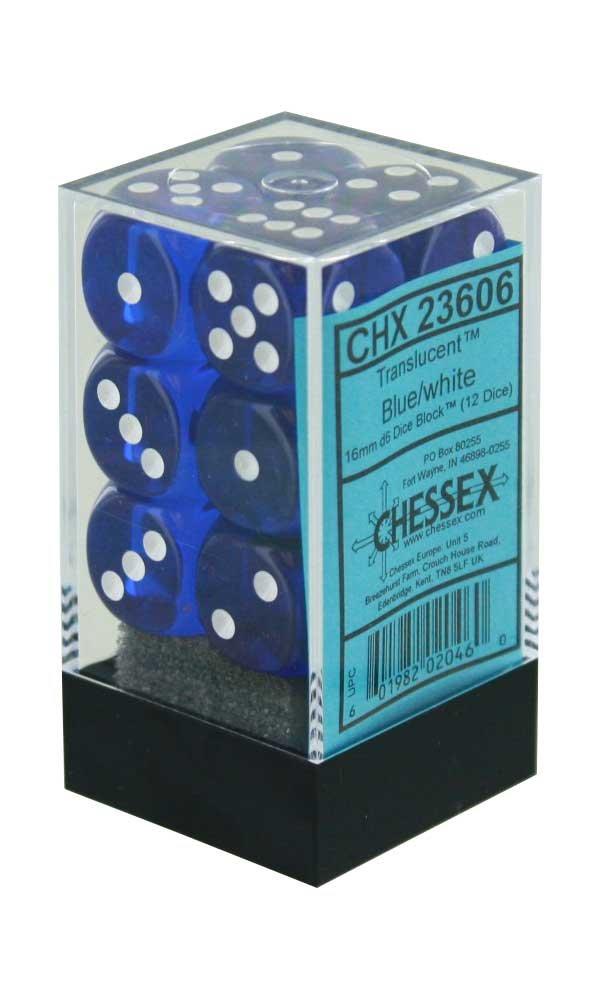 魅力的な価格 6-sided Dice: Dice: Translucent Translucent Blue Blue B003WZKPVO, イナブチョウ:21c6b934 --- cliente.opweb0005.servidorwebfacil.com