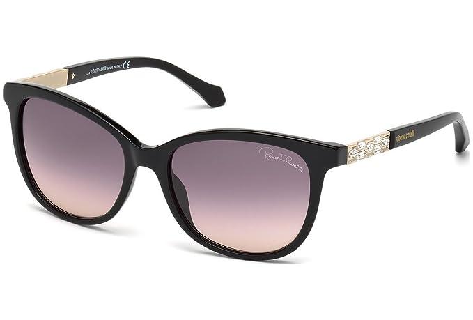 Gafas de sol Roberto Cavalli Merak RC904S C55 01B (shiny ...