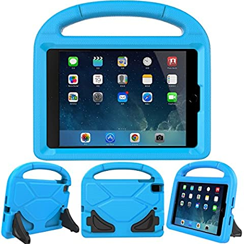 LEDNICEKER Apple iPad Mini 1 2 3 4 5 Kids Case - Light Weight Shock Proof Handle Friendly Convertible Stand Kids Case for iPad Mini, Mini 5, Mini 4, iPad Mini 3rd Generation, iPad Mini 2 Tablet - (Ipad 3 Home Button Cable)
