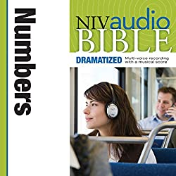 NIV Audio Bible: Numbers (Dramatized)