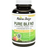 Pure-Garcinia-Cambogia-Extract-Green-Tea-Raspberry-Ketones-Green-Coffee-Bean-Extract-Extra-Strength-Potent-And-Pure-Blend-Formula-For-Weight-Loss-In-Men-And-Women-By-Natures-Design
