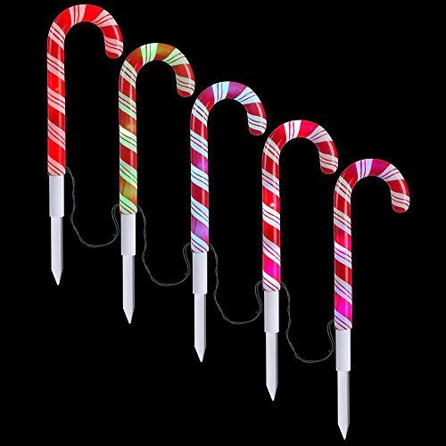 Gemmy Pathway Lights Christmas - 6