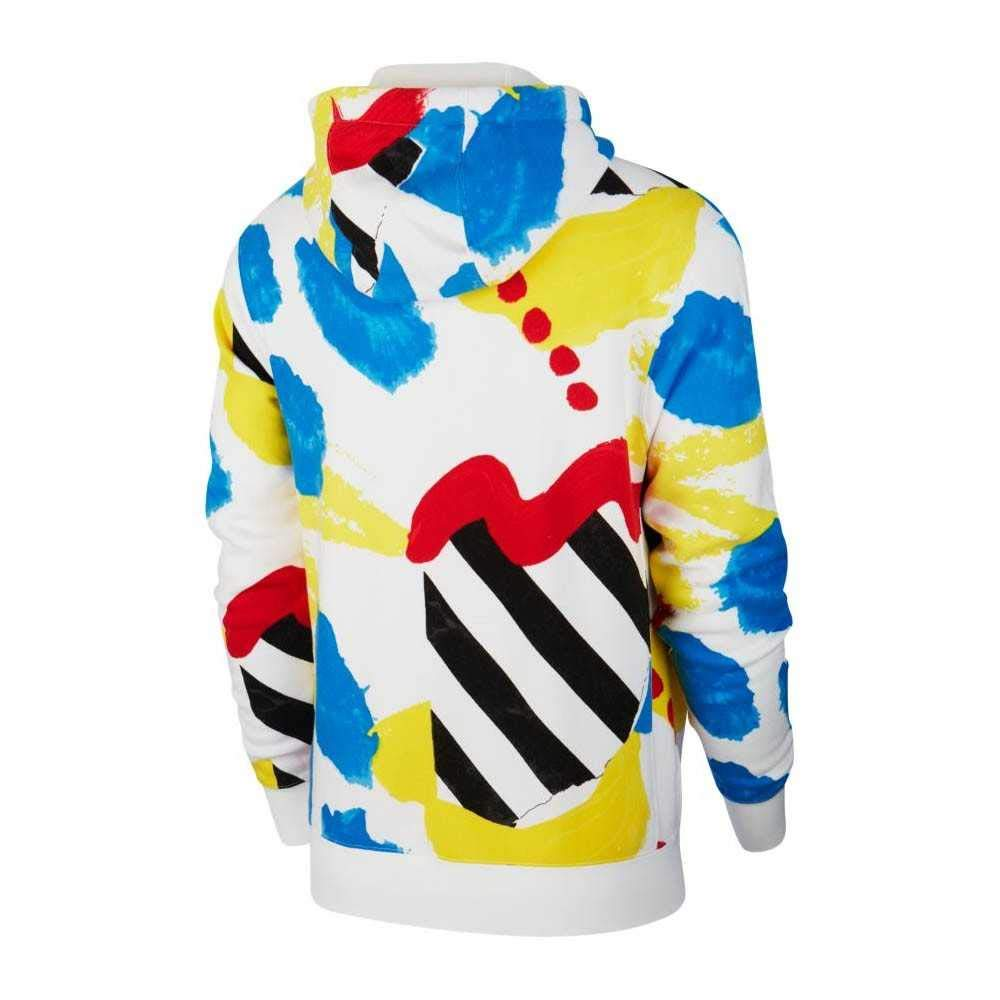 Nike Sportswear Sudadera, Hombre, White/University Red, XS: Amazon ...