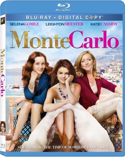 Monte Carlo (Blu-ray + Digital Copy)