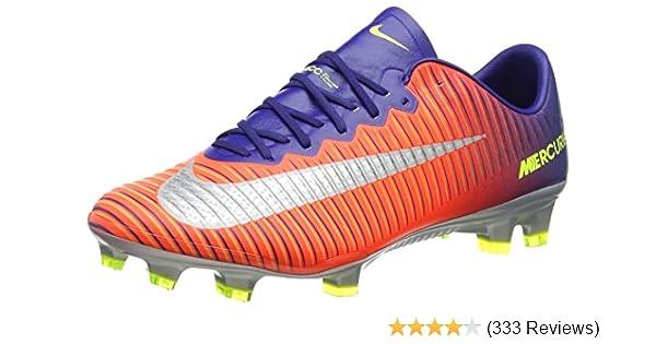 huge discount 6e3ff ca299 Nike Kids' Mercurial Vapor XI CR7 FG Soccer Cleats