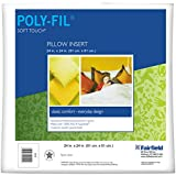 Fairfield ST24 Soft Touch Down-Like Pillowform, 24 by 24-Inch