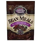Grandma Maud's Premium Black-eyed Peas Bean Meal 6.2 oz 12 Pack
