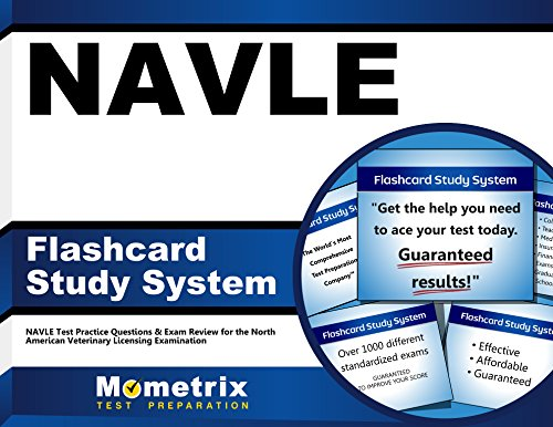 NAVLE Flashcard Study System: NAVLE Test Practice Questions & Exam Review For The North American Veterinary Licensing Examination (Cards)