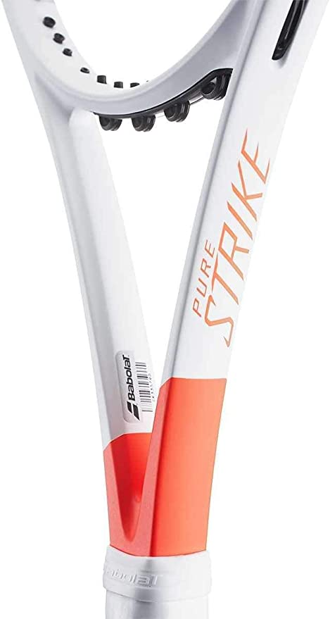 Amazon.com: Babolat-Pure Strike 100 Tennis Racquet ...
