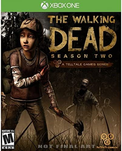 Telltale Games The Walking Dead - Juego (Xbox One, Xbox One ...