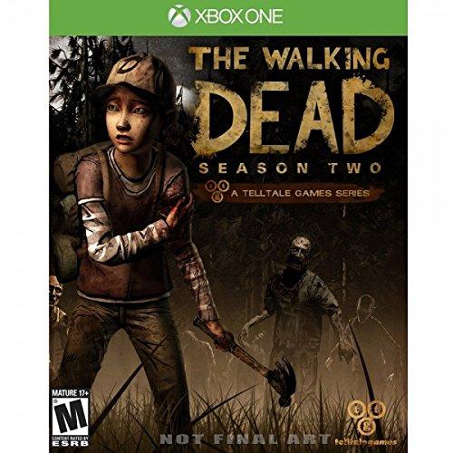 The Walking Dead: Season 2 - Xbox One (Walking Dead Video Game Xbox One)