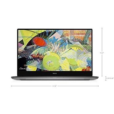 Dell XPS 15 9550 1080P FHD Non-Touch Intel i7-6700HQ 3.5Ghz 8GB RAM 256GB PCIE SSD NVIDIA GT960M 2GB WIN 10 Home