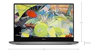 "Dell XPS 15 9550 Laptop - 15.6"" 4K UHD (3840 x 2160) Touch, Intel Core i5-6300HQ 2.3GHz Quad Core, 8GB RAM, 256GB SSD, NVIDIA GeForce GTX 960M w/ 2GB GDDR5, Backlit Keyboard (Certified Refurbished)"