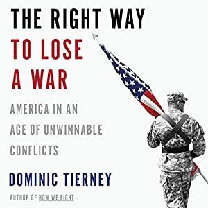The Right Way to Lose a War Audiobook