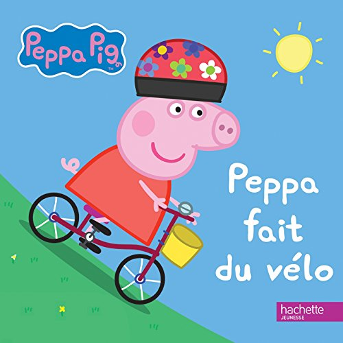 Peppa Pig: Peppa fait du velo -