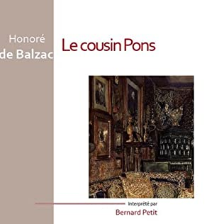 book cover of Le Cousin Pons