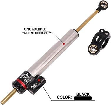 Universal Motorcycle Steering Damper Stabilizer Fits for Yamaha MT10 MT07 MT09