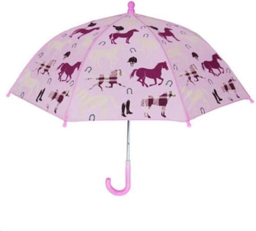 Pikachu Anime Parapluie automatique /à 3 plis Unisexe Imprim/é Manuel parapluie Portable