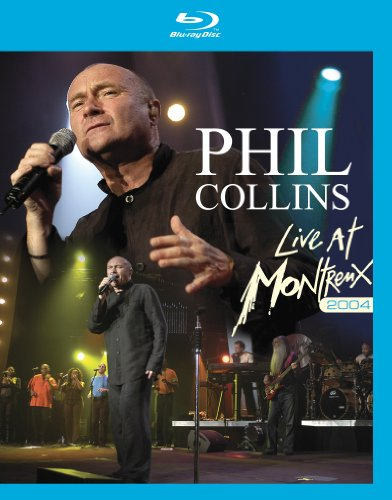 Blu-ray : Phil Collins - Live at Montreux 2004 - 1996 (Blu-ray)