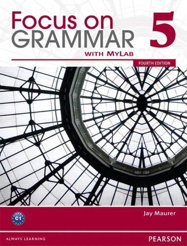 MyLab English: Focus on Grammar 5 (Student Access Code)