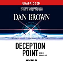 Deception Point: A Novel  Audiobook by Dan Brown Narrated by Richard Poe