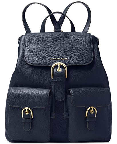 Michael Kors Susie Large Leather Backpack Purse by Michael Kors