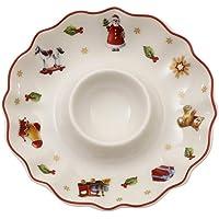 Villeroy & Boch Toy's Delight Huevera, Porcelana Premium
