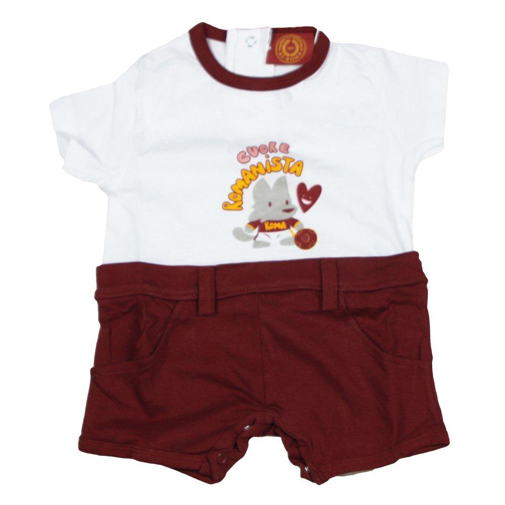 AS Roma Completino Infant R13329 Bambino 0-24 Abbigliamento