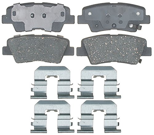 Hyundai Accent Brake Pads (ACDelco 17D1544CH Professional Ceramic Rear Disc Brake Pad Set)