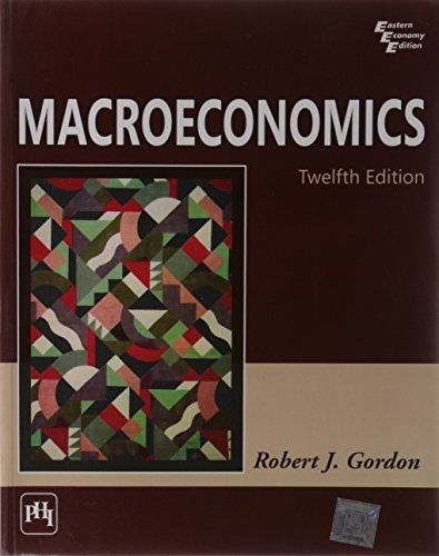 Macroeconomics (International Student Edition)