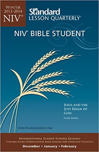 Niv Bible Studentwinter 20132014 Standard Lesson Quarterly