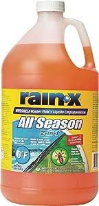 Rain-X Windshield Washer Fluid 0 Deg. 1 Gal.