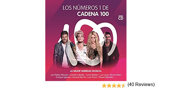 Los Números 1 De Cadena 100 : Varios, Varios: Amazon.es: Música